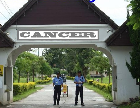 cancer gated community